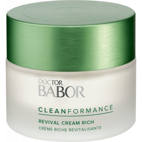 2020 Doc babor cleanformance revival cream rich